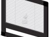 3Plisse-17mm-Ral-8019-vert