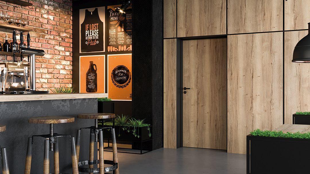 Sezonul reducerilor de toamna la usi interior Porta Doors si Verte Doors