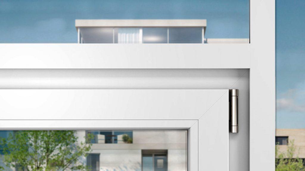 Roto NX - Noul sistem de feronerie oscilo-batanta pentru ferestre si usi de balcon