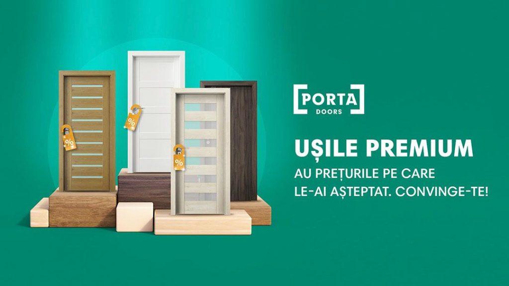 Usi de interior Premium la Promotie